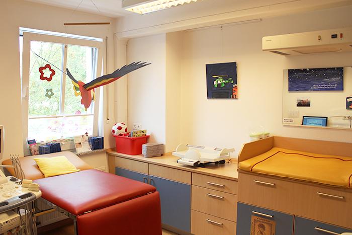 Einrichtung - Gemeinschaftspraxis für Kinderheilkunde & Jugendmedizin in 33824 Werther